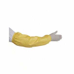 work oversleeve / chemical protection / anti-static / polymer