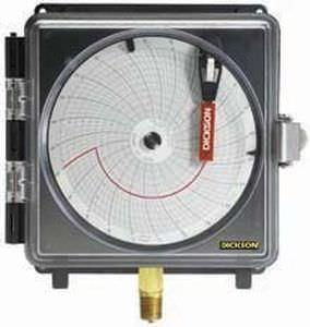 Circular chart recorder 0 - 200 psi | PW4, PR8, PW 8 Dickson
