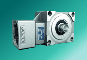 bevel servo-gearbox / orthogonal / precision / for servo motors