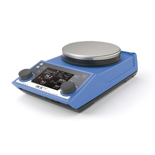 Magnetic laboratory agitator / digital / for beakers / hot plate RET control-visc series IKA