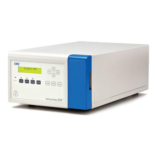 refractive index detector / for HPLC