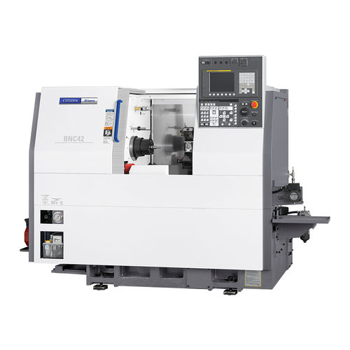 CNC automatic lathe / 2-axis BNC42 CITIZEN MACHINERY MIYANO CO.,LTD