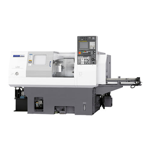 CNC turning center / 3-axis / 2-axis / high-speed LZ01 CITIZEN MACHINERY MIYANO CO.,LTD