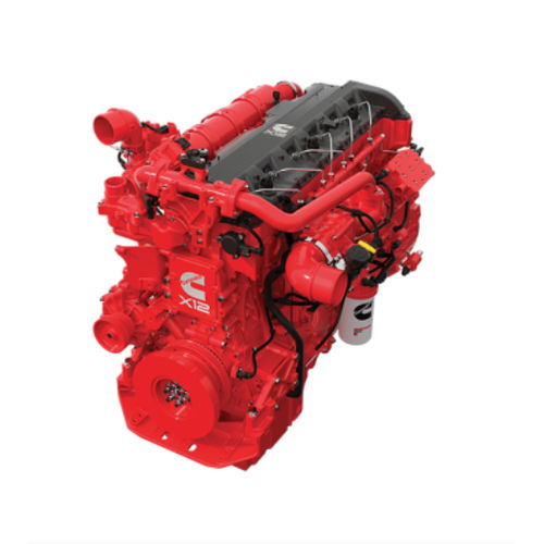 diesel engine / 6-cylinder / turbocharged / for trucks
