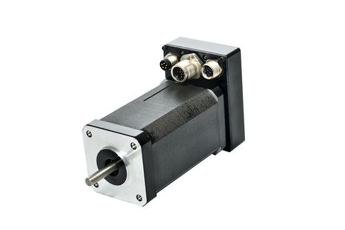 DC motor / brushless / 36V / integrated-drive iMOT173B TM-CAN Technosoft