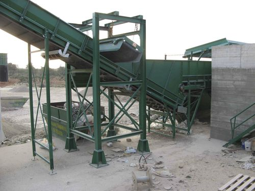 automatic sorting system / for waste