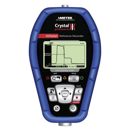pressure data-logger / temperature / voltage / current