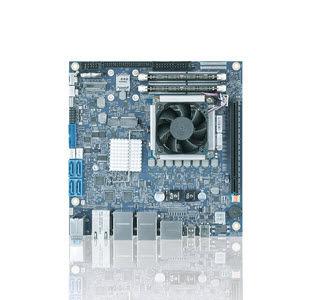 mini-ITX motherboard / Intel® Xeon / Intel® / SATA