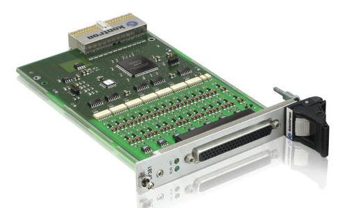 Digital input card CP381 Kontron America