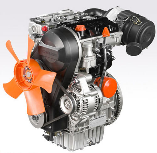 Gasoline engine / water-cooled LGW 523 MPI LOMBARDINI