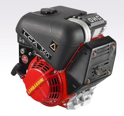 Gasoline engine / 8-cylinder / air-cooled LGA 340 LOMBARDINI