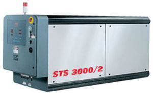 Metal cutting machine / laser / CNC / for welding STS series PRC