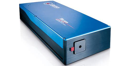Diode laser / pulsed / tunable / power 633 - 1 265 nm | TA pro TOPTICA Photonics AG