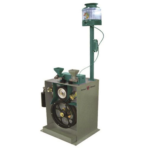 accelerated polishing machine / for metals / mechanical
