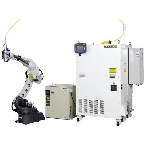 articulated robot / 6-axis / laser welding / high-speed