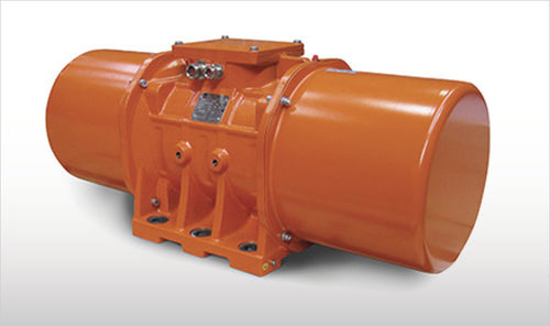 electric vibrator / for silos / for hoppers / rotary