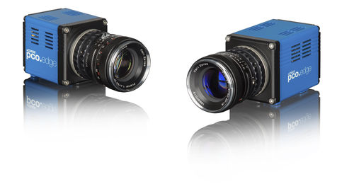 scientific vision camera / full-color / monochrome / UHD