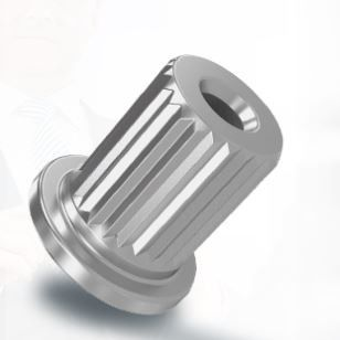 Knurled insert / aluminum Arnold Umformtechnik GmbH & Co. KG