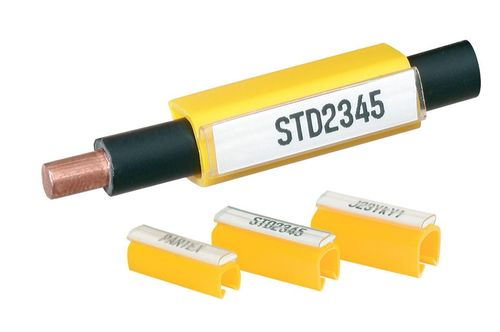 Identification label / cable marking PTC series Partex Marking Systems
