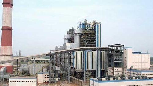 Gas thermal power plant / turbine ANSALDO ENERGIA