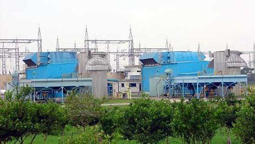 Geothermal power plant 640 MW ANSALDO ENERGIA
