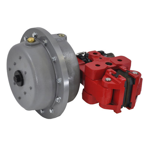 Caliper disc brake / spring / with pneumatic release A300-T300 SA The Hilliard Corporation