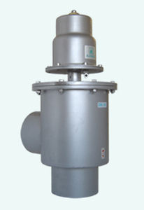Flow-control valve / for chemicals / air-operated 502 Alfa Engineering Machinery