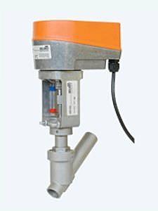 Chemical valve / motorized DN 15 - 50 | 371  Alfa Engineering Machinery