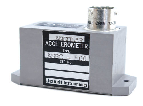 1-axis accelerometer - Jewell Instruments