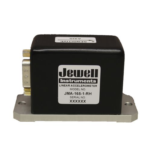 2-axis accelerometer - Jewell Instruments