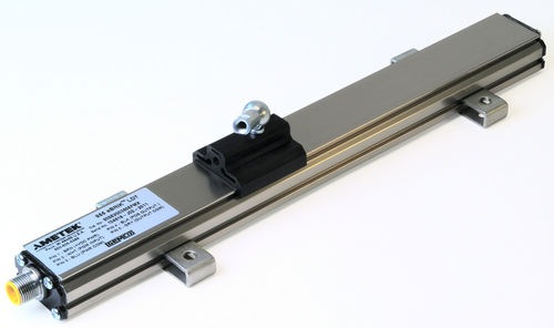 Linear displacement transducer / non-contact / magnetostrictive / analog 955 eBrik™ series AMETEK Factory Automation