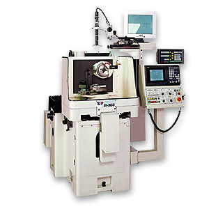 3 axis CNC cylindrical grinding machine 5.9"