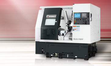 3-axis CNC mill-turn center max. ø 280 mm | GLS-200Y GOODWAY