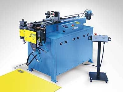 Hydraulic bending machine / pipe / 3-axis / CNC RD30-e series Winton Machine Company