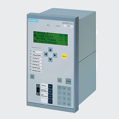 Voltage protection relay / over-current / panel-mount 7UT612 SIEMENS Energy Management