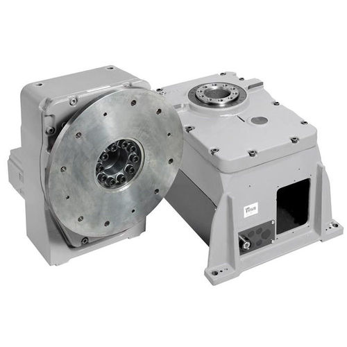 right-angle gear reducer-multiplier / for robotics
