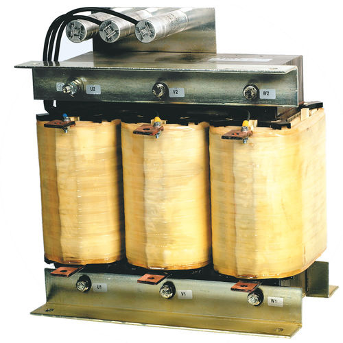 high-pass electronic filter / passive / EMC / three-phase