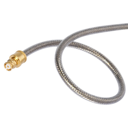 RF cable harness / coaxial / for telecommunication networks / high-performance