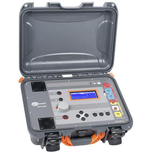 loop impedance tester / installation
