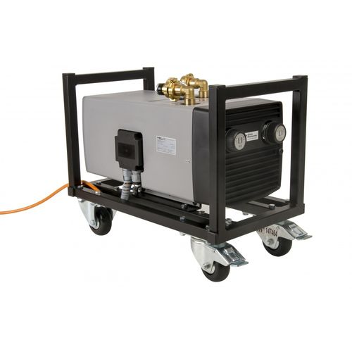 air compressor / on casters / electrically-powered / centrifugal