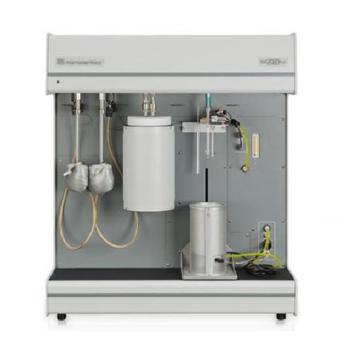 gas analyzer / pore size / chemisorption / benchtop