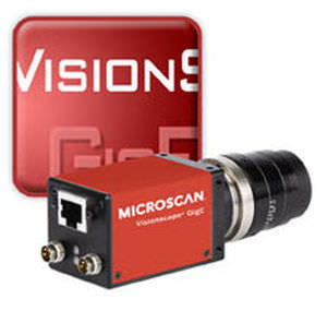 Machine vision system Visionscape® GigE Microscan Systems