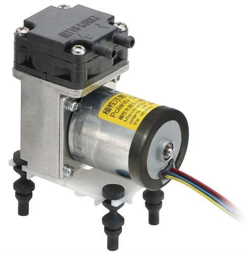 Air pump / electric / diaphragm / transfer DP 0110PWM Nitto Kohki Europe