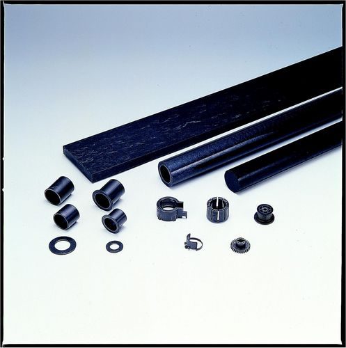 resin plain bearing / plastic / wear-resistant / high-performance