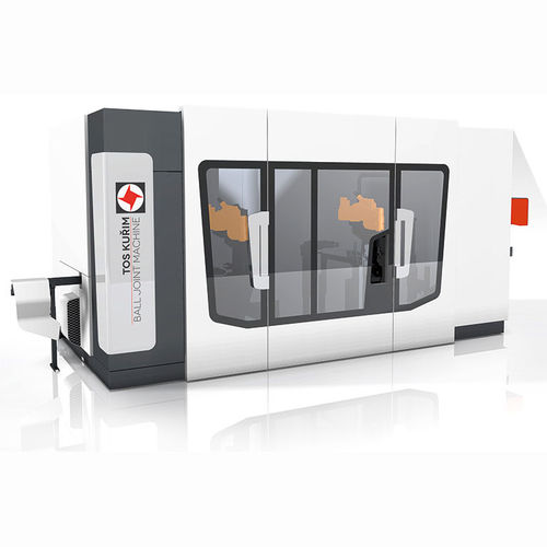 CNC turning machine / vertical / high-speed / for production lines