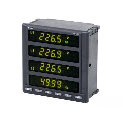 digital analyzer / pulse / control