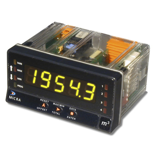 pulse counter / tachometer / digital / electronic