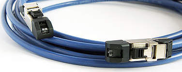 telecommunication network cable harness / flexible