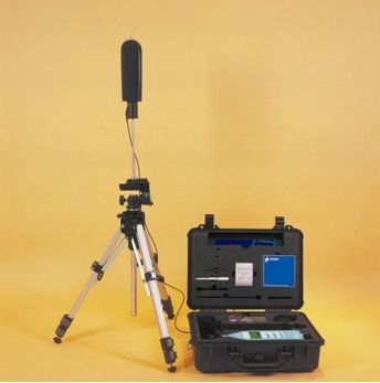 Noise measurement kit / exterior WK1 Pulsar Instruments