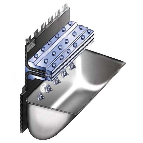Elevator belt fastener SUPERGRIP 4B Braime Components